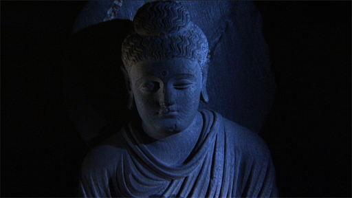Bbc A History Of The World Object Seated Buddha From Gandhara