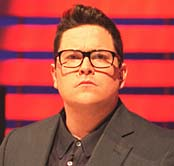 Don't miss Dom Joly's show on BBC THREE