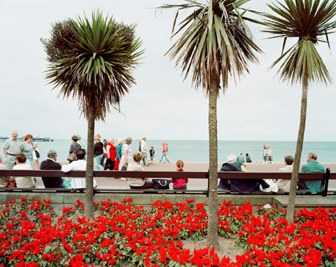 Llandudno by James Morris. Photo © the artist