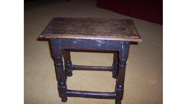 Jacobean Joint Stool