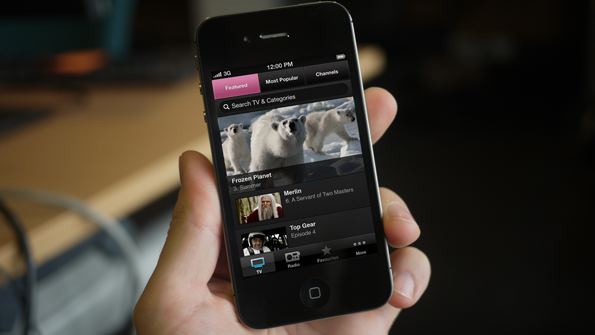 BBC - BBC Internet Blog: BBC iPlayer: Designing the iPhone app