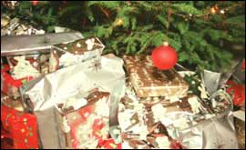 Bbc Gloucestershire Lifestyle Recycling Christmas Clutter How