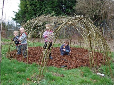 penhill sensory garden - Sensory Garden