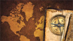 Old map and compass - www.istockphoto.com