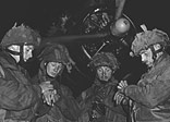 Pathfinders jumped into Normandy at the start of the operation, to mark landing zones for the thousands of airborne troops to follow