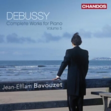 Review of Complete Works for Piano, Volume 5 (feat. pianist: Jean-Efflam Bavouzet)