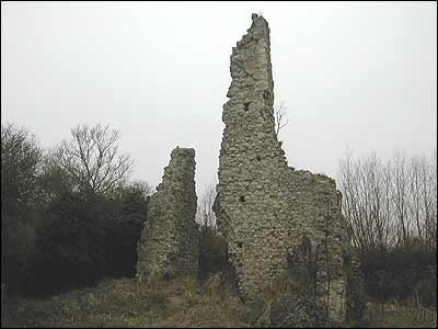 The ruins of Eastbridge