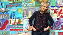 Kirsty Young reveals all about family life in Britain