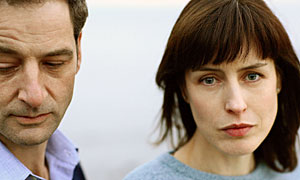Jeremy Northam and Gina McKee in Fiona's Story