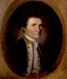 Portrait of Captain James Cook, by John Webber
