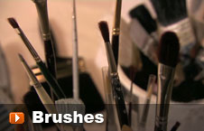 Watch brushes video