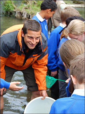 The Trout ARK Project - Bear Grylls