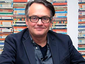 500 Words 2012: Charlie Higson's Writing Tips