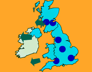 BBC - History - British History in depth: British Potion ... Map Of England Plague on politics of england, tower of england, great fire memorial england, poverty of england, fire of england, norman conquest of england, invasion of england, beast of england, revolution of england,