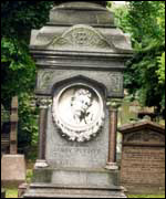Tomb at Brompton Cemetery