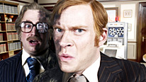 David Mitchell and Robert Webb return with a new series of That Mitchell And Webb Look