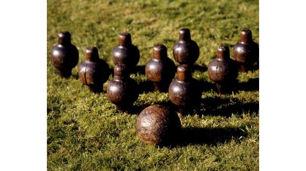 BBC - A History of the World - Object : Cornish kayles