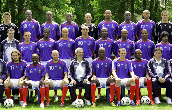 La coupe du monde de football 2006 - Joueur coupe du monde 98 ...