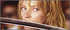 Uma Thurman slices and dices 'em in Kill Bill: Volume 1