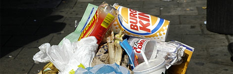 A solution to plastic pollution? BBC News Review - YouTube