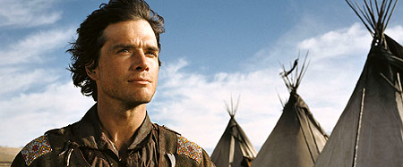 Matthew Settle as Jacob Wheeler in Into the West