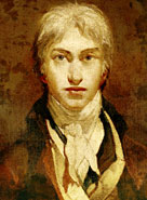 William Turner self portrait, c.1798