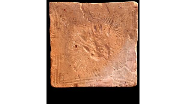 Bbc A History Of The World Object Roman Floor Tile