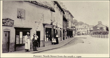 Historic Pewsey Photos
