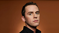 BBC Radio 1 presenter Scott Mills
