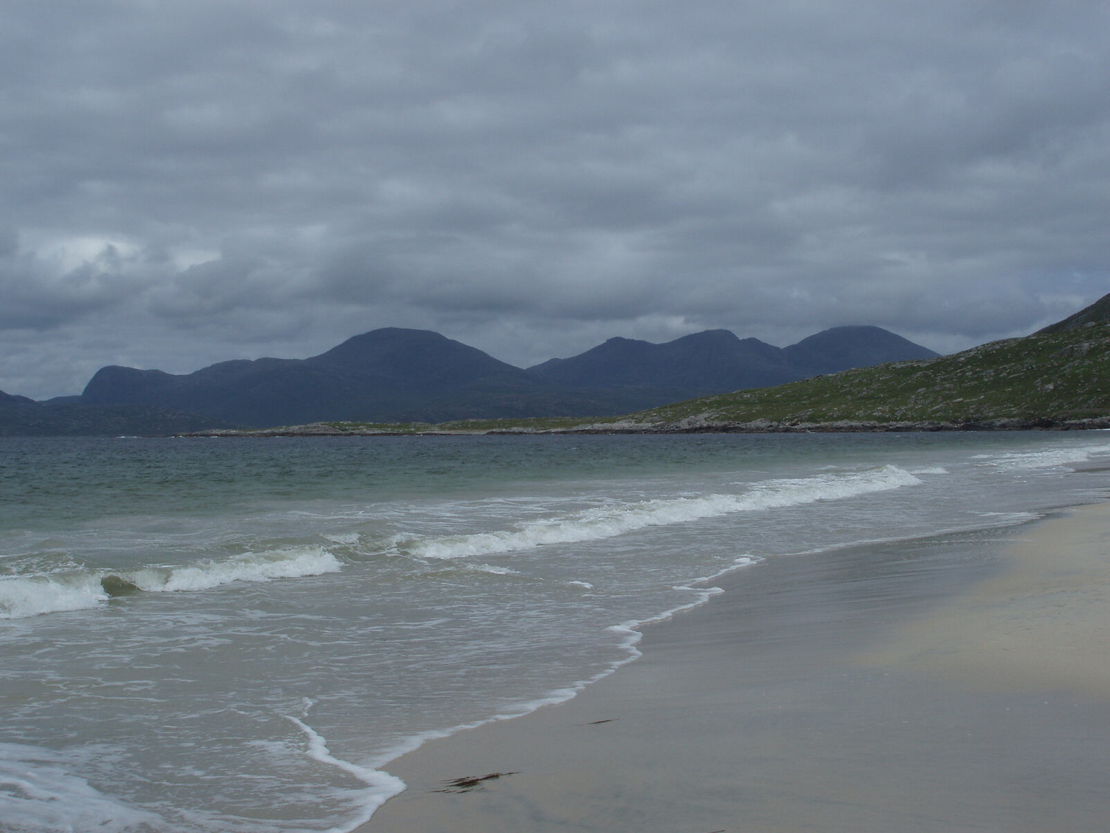 North Harris mountains
