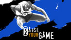 Colin Jackson and Raise Your Game logo