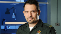 Dhafer L'Abidine joins the cast as paramedic Omar