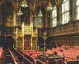 Image of the House of Lords Chamber