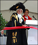 Lord Mayor Cllr Hazel Slack