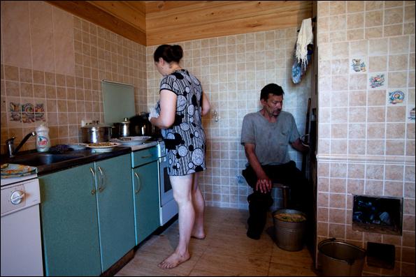 познакомиться с женщиной из деревни в тверской обл