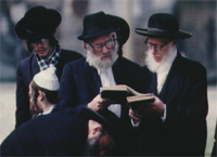 Rabbis in Isreal