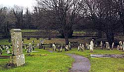 Ardess Graveyard