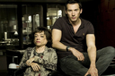Clarissa Mullery (Liz Carr) and Jack Hodgson (David Caves) in Silent Witness