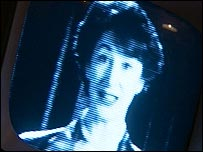 Maureen Lipman as The Wire in Doctor Who