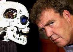 Jeremy Clarkson meets his match in a robot