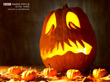 Wallpaper: Scary pumpkin