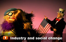 Watch 'Industry and social change' video