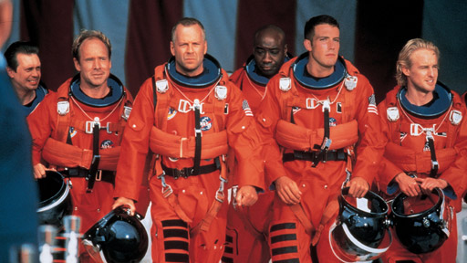 Armageddon (1998) Copyright: Touchstone Pictures and Jerry Bruckheimer, Inc. All Rights Reserved Photography Credit:	Frank Masi