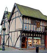 Image of Medieval building in Spon Street, Coventry