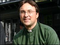 The Reverend Ian Spencer - cf9cbee825356496a11367dfb5c085d99c9b94d1