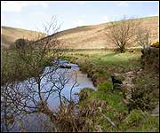 The Two Moors Way is a challenging route