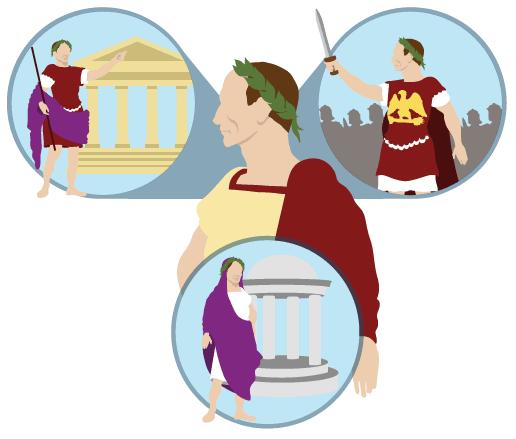 roman empire government - 516×439