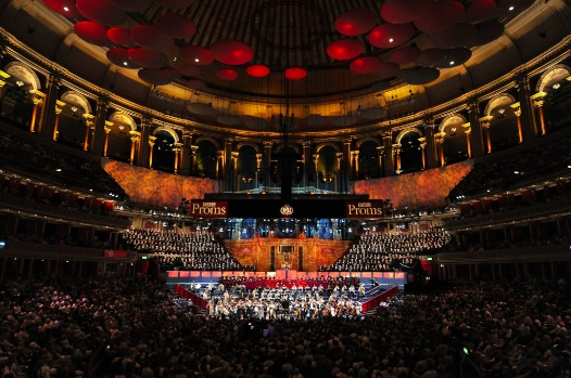Large-scale choral works are well suited to the majestic Royal Albert Hall