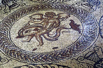Bbc History Ancient History In Depth Mosaics Of Roman