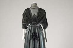 Restaurant dress courtesy of national Museums Liverpool